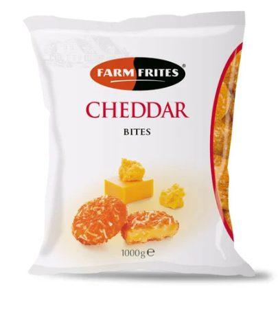 FarmFrites Cheddar falatok [1kg]