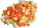 Húsleves zöldségkeverék kockázott [2.5kg]