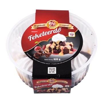 Feketeerdő desszert [820g]