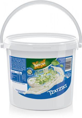 YESS Tzatziki salátaöntet [2.5kg]