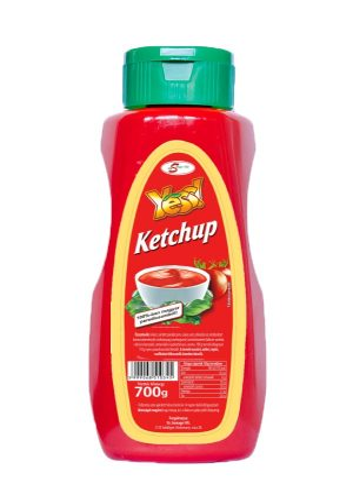 YESS Ketchup [700g]
