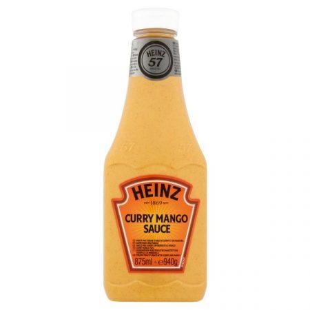 Heinz Curry Mango souce [875ml]