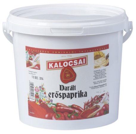 Kalocsai darált erőspaprika [5kg]