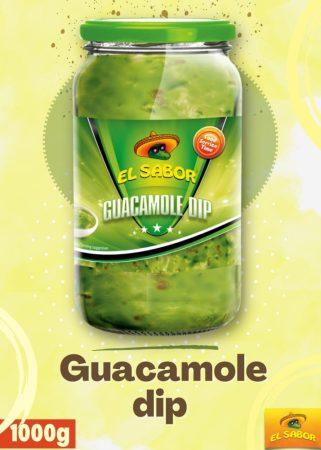 El Sabor Guacamole dip [1000g]