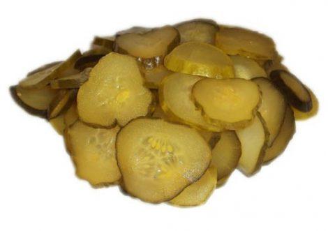 Szeletelt savanyú uborka [1kg]