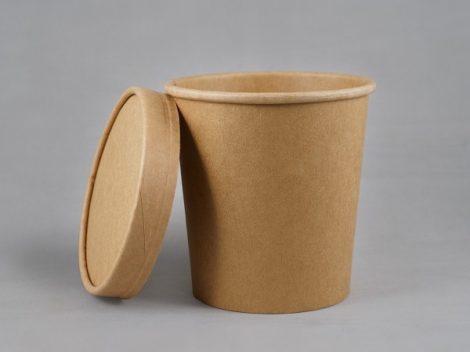 Kraft leveses pohártető 750ml [50db]