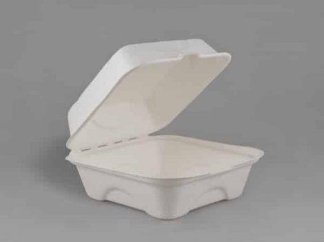 Hamburgerbox (cukornád) [125db]