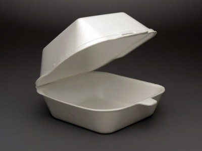 Hamburger box [125db]