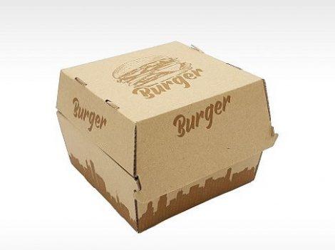 StreetFood BurgerBox [50db]