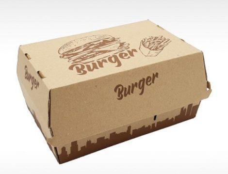 StreetFood BurgerBox XL [50db]