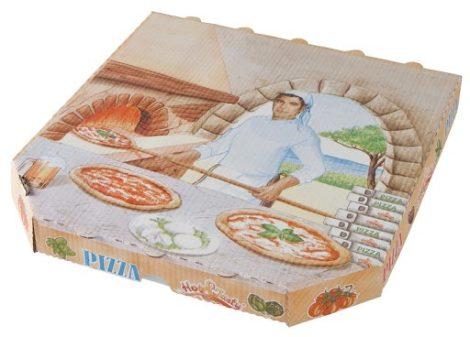 Pizzadoboz 28cm [100db]